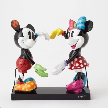 """Mickey and Minnie Mouse"" Disney by Romero Britto 4055228"