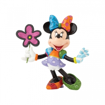 """Minnie Mouse with Flowers"" Disney by Romero Britto 4058181"