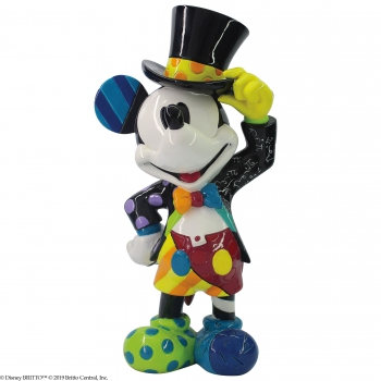 """Mickey Mouse with top hat"" Disney by Romero Britto 6006083"