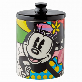 """Minnie Mouse"" Keksdose, Disney by Romero Britto 6004976"