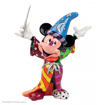 """Sorcerer Mickey"" Disney by Romero Britto 4030815"